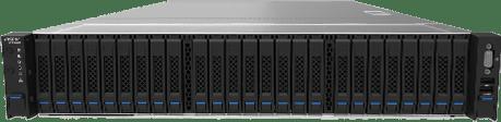 4GPU Server 最大4基のGPU搭載可能 - Tesla V100/P100/P40
