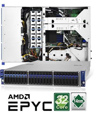 TYAN Transport SX   TN70A-B8026 (No Compromise Single-Socket Hybrid Storage Server)