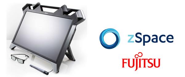 VR立体視ディスプレイ、zSpace